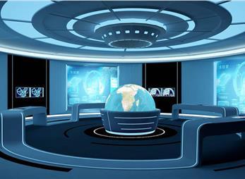多媒体展厅设计案例
