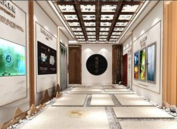碧桂园胶州澜庭体验馆设计